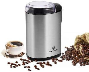 Younar Coffee Grinder and Electric Spice Grinder