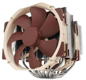 Best Air Cooler for i7 8700k, 7700k - Noctua NH-D15
