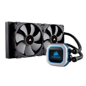 Best Liquid Cooler for i7 8700k, 7700k - Corsair