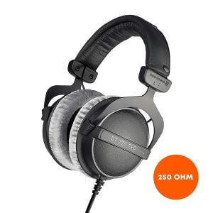 Beyerdynamic DT 770 PRO 250 Ohm Over-Ear Audiophile Studio Headphones