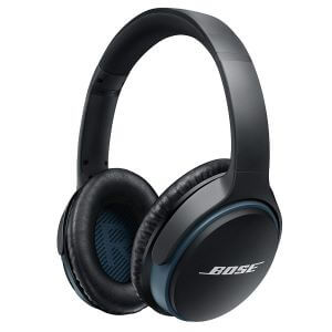 Bose SoundLink Around Ear Wireless Headphones II - Black
