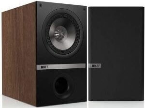 KEF Q100W Bookshelf Loudspeakers