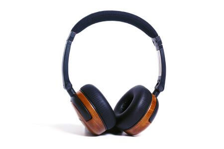 Thinksound Supra-Aural On-Ear Monitor Wooden Headphone
